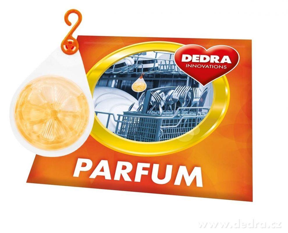Závěsný parfém do myčky AQUATIX PARFUM Dedra