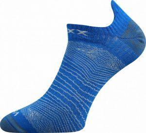 Dámské - pánské sportovní ponožky Rex 01 mix C modrá Voxx