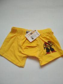 Chlapecké trenkoslipy/boxerky- Robot I. vel. 104/110