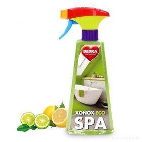 Eko čistič koupelen s vodoodpudivým efektem XONOX ECO SPA 500ml