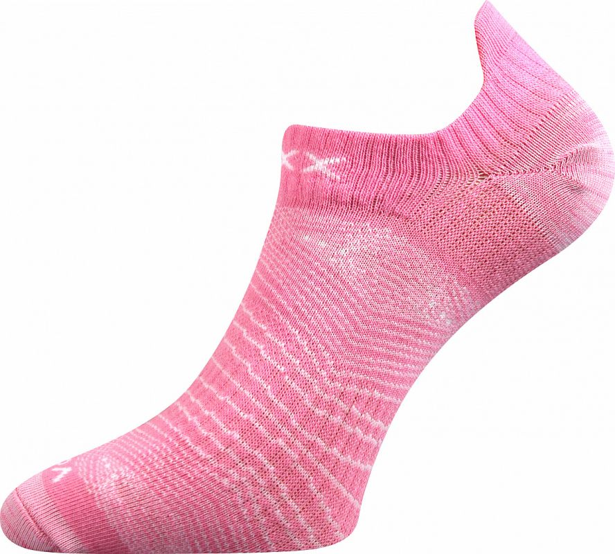 Dámské sportovní ponožky Rex 01 mix B - růžová Voxx