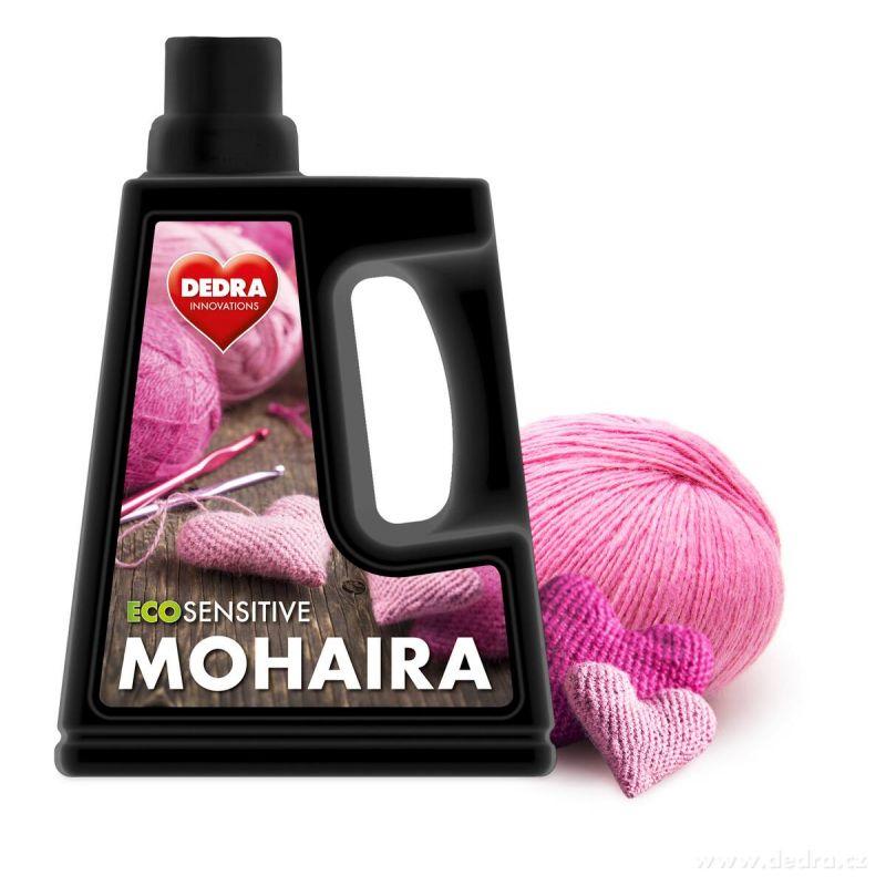 Eko prací gel na jemné a pletené prádlo Mohaira Ecosensitive 1500ml Dedra