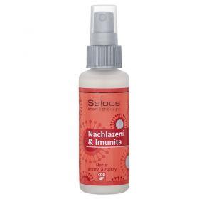 Saloos Natur aroma airspray 50ml - Nachlazení a Imunita