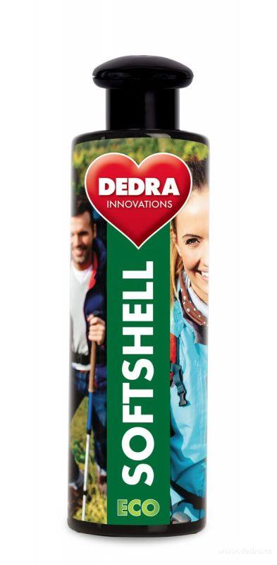 Speciální EKO prací prostředek pro softshellové, fleesové a strečové materiály ECO SOFTSHELL 200ml Dedra