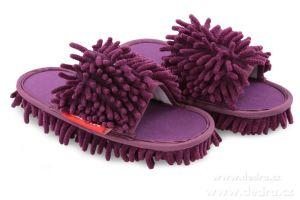 Úklidové botky - šeříkové vel. 36-40