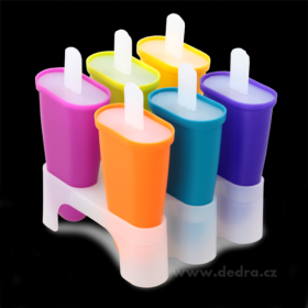 Nanukátor - forma na nanuky (6ks) Dedra