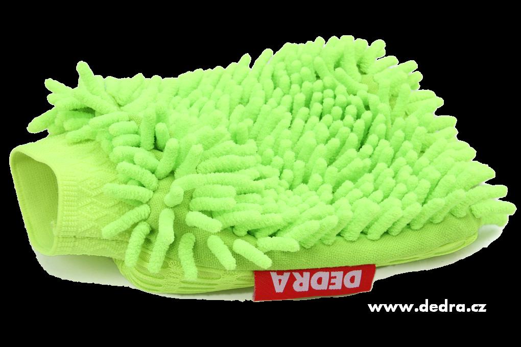 Sasanka - rukavice jasně zelená Dedra