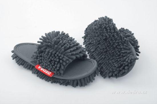 Úklidové botky - šedé vel. 41-45 Dedra