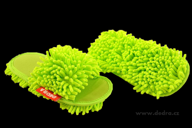 Úklidové botky - zelené vel. 41-45 Dedra