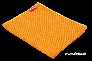 Ultrasavá utěrka - oranžová