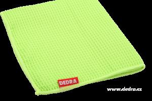 Ultrasavá utěrka - zelená