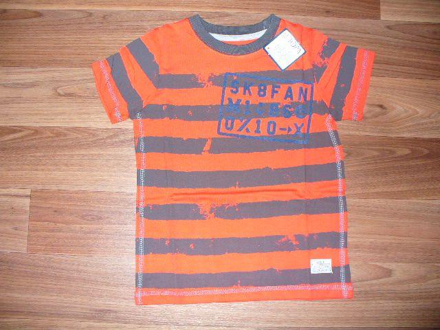 Chlapecké tričko s potiskem, vel. 110 Wolf