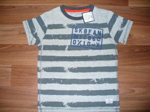 Chlapecké tričko s potiskem, vel. 116