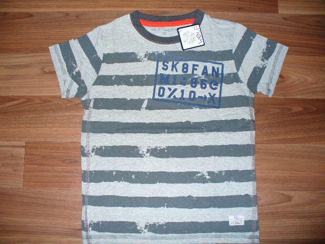 Chlapecké tričko s potiskem, vel. 116 Wolf