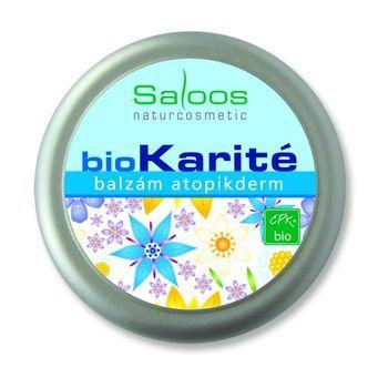 Saloos Bio Karité balzám - Atopikderm 19ml