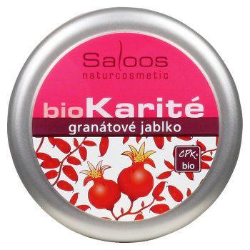 Saloos Bio Karité balzám - Granátové jablko 250ml