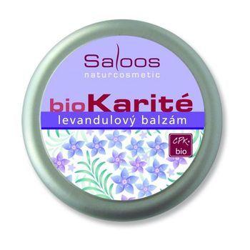 Saloos Bio Karité balzám - Levandulový 19ml
