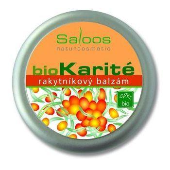 Saloos Bio Karité balzám - Rakytníkový 19ml