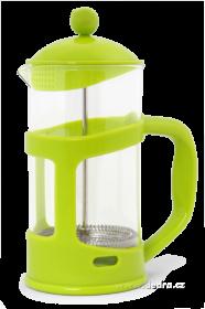 Konvice na kávu se sítkem-FRENCH PRESS - zelená