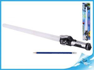 Meč 46cm, na baterie, se světlem