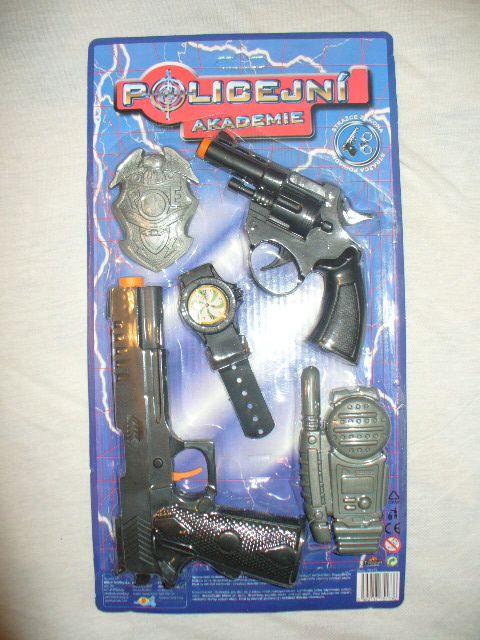 Sada pistole 23cm s doplňky