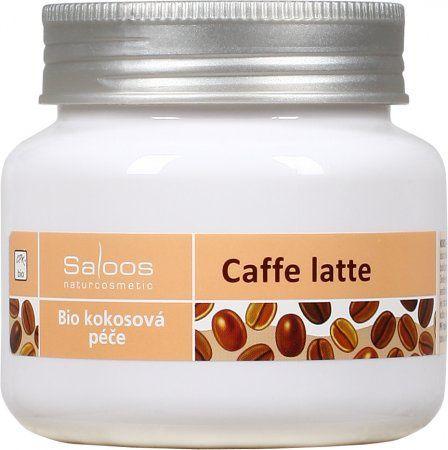 Saloos Bio kokosový olej 250ml - Kokos-Caffe Latte