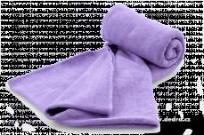 Ultrasavá podložka/ručník XXL - fialová Dedra