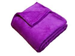 Super soft deka Dadka - ostružinová, 150/200cm