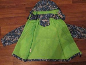 Chlapecká šusťáková bunda, vel.98/104 GOOD CHILDREN