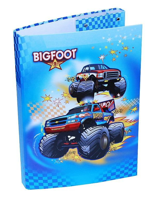 Školní box na sešity A4 EMIPO Bigfoot
