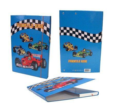 Školní box na sešity A4 EMIPO Formule