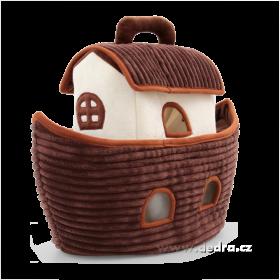 Plyšový domeček - Noemova archa Dedra