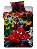 Povlečení Disney Spiderman Hero 140x200  90x70